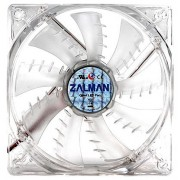 Zalman ZM-F1 Blue Led Silent Fan 80mm