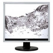 Monitor LED AOC E719sda 17 inch 5ms Silver