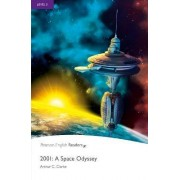 Level 5: A Space Odyssey Book and MP3 Pack 2001 by Arthur C. Clarke