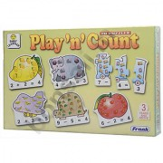 Frank Play N Count (60 Pieces)