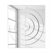 Spiegel Swirl, Kare Design