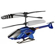 Elicottero Silverlit ECH Delta X futuristico 3 canali I / R Gyro Easy Control con luce LED
