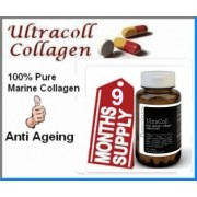 9 Months Supply Pureclinica UltraColl Collagen Capsules