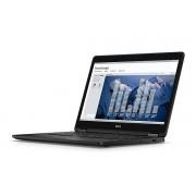 Dell Lati E7470/Core i7-6600U/8GB/256GB SSD/14.0' QHD Touch/Intel HD 520/FgrPr & SmtCd/Cam & Mic/WLAN + BT/Backlit Kb/4 Cell/W10Pro/vPro