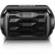 Philips Bt2200 Parlante Portátil Bluetooth Resistente Al Agua