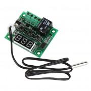 12V Hobby elektronický termostat s NTC čidlom -50 + 110C