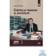 Controlul financiar al afacerilor + CD - Ionel D. Bostan
