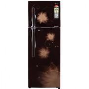 LG GL-D372JHSL 335 Litres Double Door Frost Free Refrigerator (Hazel spring)
