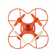 Aerix Begin-Org Nano Dron - мини дрон за начинаещи (оранжев)
