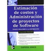 Jones Capers Administración de proyectos de software