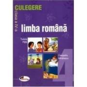 Limba romana culegere clasa a 4-a - Tudora Pitila Cleopatra Mihailescu