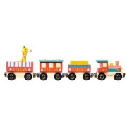 Janod Story Circus Train Model: J08530, Toys & Games For Kids & Child