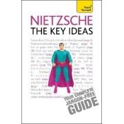 Nietzsche - the Key Ideas: Teach Yourself by Roy Jackson