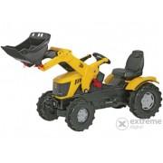 Tractor cu pedale și cupă Rolly FarmTrac JCB 8250