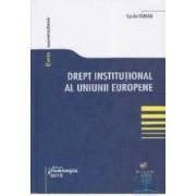 Drept instututional al Uniunii Europene - Gyula Fabian