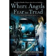 Where Angels Fear to Tread by Thomas E Sniegoski