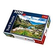 Trefl Puzzle Starolesnianski Pond Tatras Slovakia (3000 Pieces)