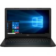 Laptop Dell Latitude 3570 15.6 inch HD Intel Core i3-6100U 4GB DDR3 500GB HDD Windows 7 Pro upgrade Windows 10 Black