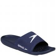 Speedo Men's Core Slide Shoes - Navy/White - 6