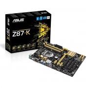 Z87-K C2 - Carte mre ATX Socket 1150 Intel Z87 Express - SATA 6Gb/s - USB 3.0 - 1x PCI-Express 3.0 16x + 1x PCI-Express 2.0 16x