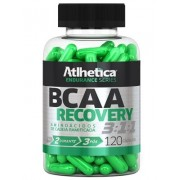 BCAA Recovery (120Caps) Athetica Nutrition