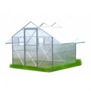 Polykarbonátový skleník Hviezdička 2,5 x 4,3 m