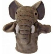 Jucarie educativa The Puppet Company My First Hand Doll - Elephant