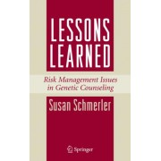 Lessons Learned by Susan Schmerler