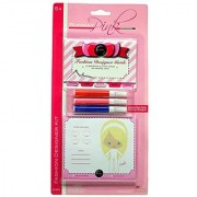 Fashion Designer Kit by Runway Pink - Create Your Very Own Fashion Designs!