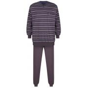 Robson Pyjama tricot Robson streeppatroon