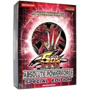 Yu-Gi-Oh English Absolute Power Force Absolute Powerforce SE Special Edition Pack (japan import)