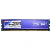 Patriot RAM DDR3 4GB SL PC3-10666 1333MHz CL9, chladič