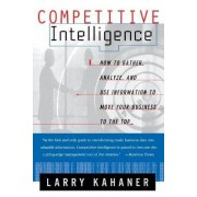 Competitive Intelligence by Larry Kahaner