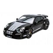 Gt Espíritu - Zm025 - Porsche 911/991 Turbo S Por TechArt - Escala - 1/18