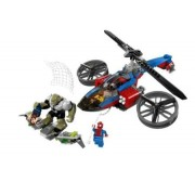LEGO Super Heroes Set #76016 Ultimate Spider-Man: Spider-Helicopter Rescue
