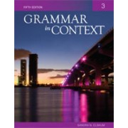 Grammar in Context 3 by Judi Peman