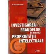 Investigarea fraudelor din domeniul proprietatii intelectuale - Ionut-Stefan Enache