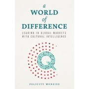 World of Difference by Felicity Menzies