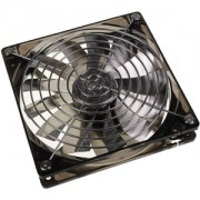 Ventilator 140 mm Prolimatech Vortex Fan Aluminum Series Red Led