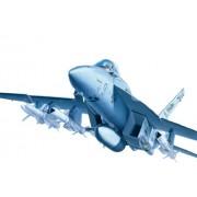 Modellino Aereo F/A-18E SUPER HORNET