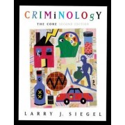 Criminology by Larry Siegal