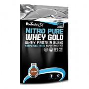 BioTech USA Nitro Pure Whey kókuszos csokoládé por - 2200g