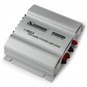 Amplificator de mașină Cougar C300.2,2 Canale 800W argintiu