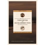 Mark Twain's Adventures of Tom Sawyer and Huckleberry Finn by Mark Twain