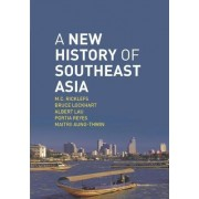 A New History of Southeast Asia by M. C. Ricklefs