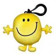 Mr. Men Mr. Happy 4 Inch Mini Plush