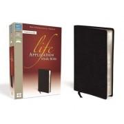 Life Application Study Bible-NIV-Personal Size by Zondervan