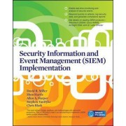 Security Information and Event Management (SIEM) Implementation by David R. Miller