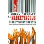 Ghidul complet al marketingului direct si interactiv - Merlin Stone