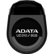 USB Flash Drive ADATA DashDrive UD310 Jewel 8GB Black
